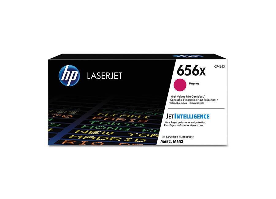Тонер-картридж HP LaserJet 656X пурпурный (CF463X) katun 32402