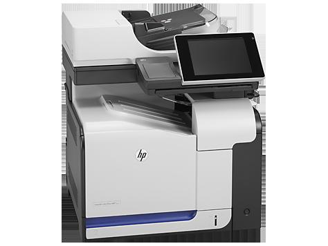 Многофункциональное устройство (МФУ)_HP Color LaserJet Enterprise M575c (CD646A)