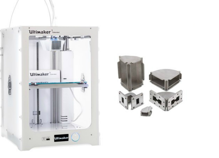 3 Extended horizon elephant ultimaker original ultimaker 2 cyclops multi color hotend kit hot end 2 in 1 out switching hotend 12v 24v 3d pr