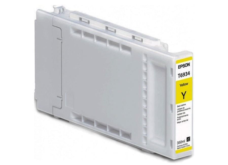 Картридж повышенной емкости с желтыми чернилами чернилами T6934 (C13T693400) цены онлайн