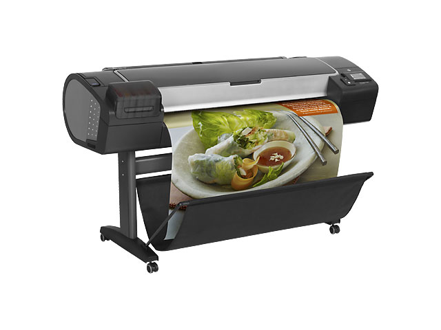 HP Designjet Z5400 PostScript 44 ePrinter (E1L21A) плоттер hp designjet t1300 eprinter cr652a a0 44 usb lan