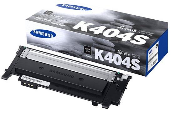 CLT-K404S картридж для лазерного принтера samsung clt k404s xev