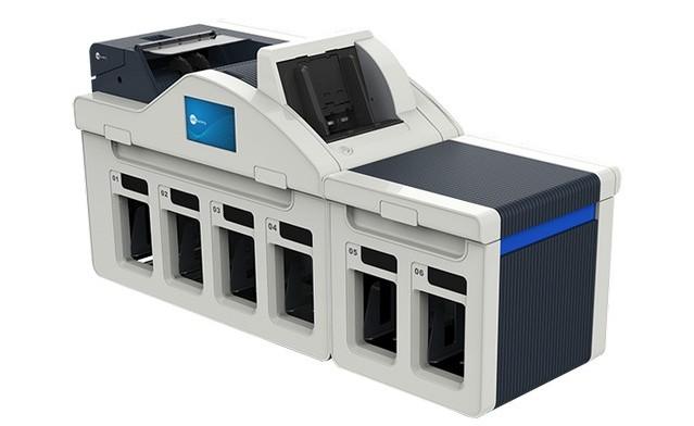 Купить Сортировщик банкнот GRGBanking CM600 в официальном интернет-магазине оргтехники, банковского и полиграфического оборудования. Выгодные цены на широкий ассортимент оргтехники, банковского оборудования и полиграфического оборудования. Быстрая доставка по всей стране
