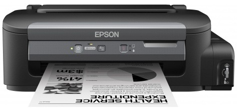 M100 epson m100 c11cc84311 струйный принтер black