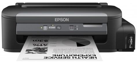 Epson M100 epson m100 c11cc84311 струйный принтер black
