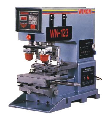 Купить Тампонный станок Winon WN-123 в официальном интернет-магазине оргтехники, банковского и полиграфического оборудования. Выгодные цены на широкий ассортимент оргтехники, банковского оборудования и полиграфического оборудования. Быстрая доставка по всей стране