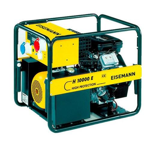 Бензиновый генератор_Eisemann H 10000 E BLC