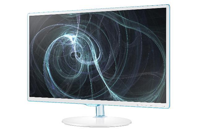 Монитор_23.6 Samsung S24D391HL White (LS24D391HLX/CI)