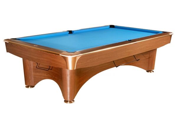 Бильярдный стол_Американский пул Dynamic III (7 футов, коричневый)