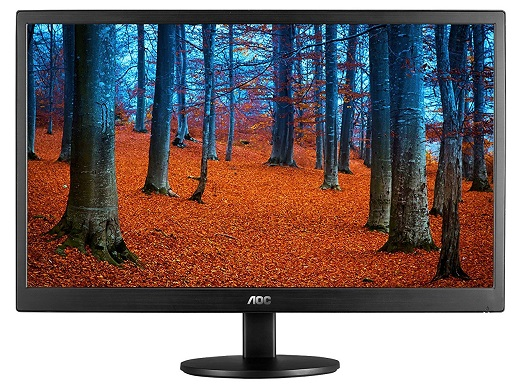 18.5 AOC Value-line E970SWN black монитор aoc e970swn black