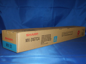 Тонер-картридж голубой MX-31GTCA frommer s® usa 2000