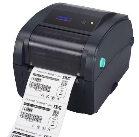 Принтер этикеток TSC TC200 с отрезчиком
