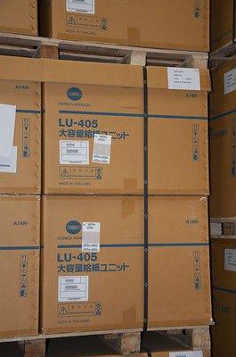 Konica Minolta LU-406 Большая кассета 4000 листов (А4-А3+)