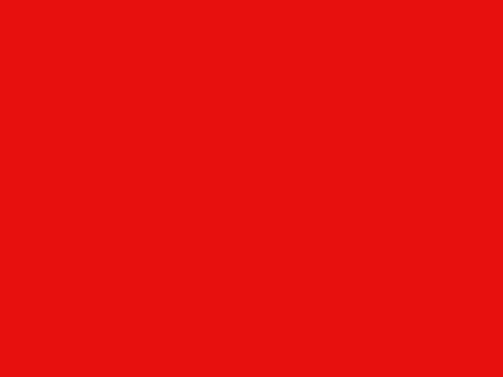 Пластиковая пружина, диаметр 45 мм, красная, 50 шт