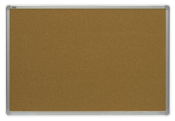 Пробковая доска_2x3 180x90 (TCA1890) с алюминиевой рамкой Компания ForOffice 3264.000