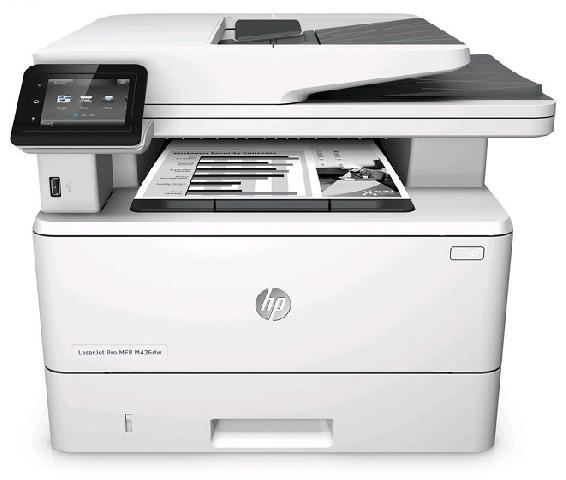 HP LaserJet Pro M426fdw (F6W15A) мфу hp laserjet pro m426fdw f6w15a
