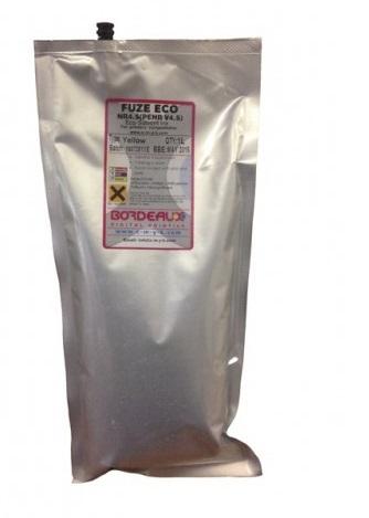 Экосольвентные чернила Bordeaux FUZE (PRIME ECO PeNr)  Yellow, пакет