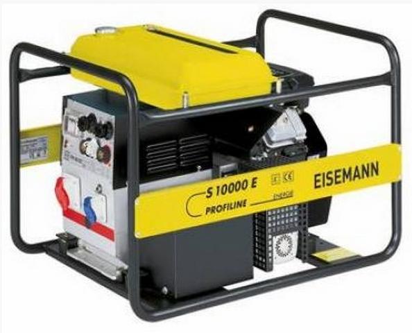 Сварочный генератор_Eisemann S 10000E от FOROFFICE