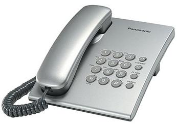 Проводной телефон_Panasonic KX-TS2350RUS Компания ForOffice 477.000