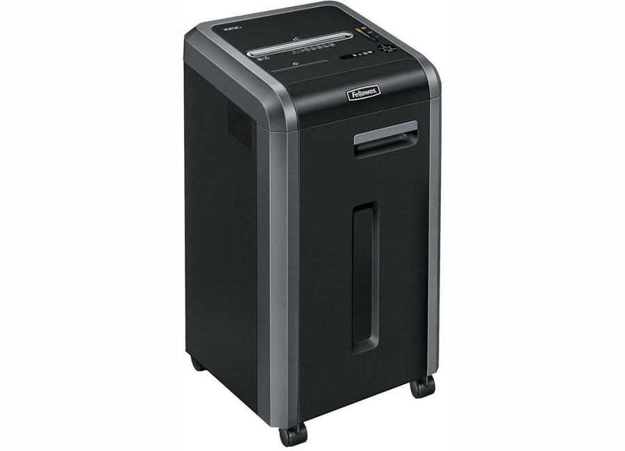 Fellowes Powershred 225Ci (4x38 мм) fellowes powershred 99ci black шредер