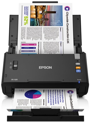 ������ Epson Workforce DS-520