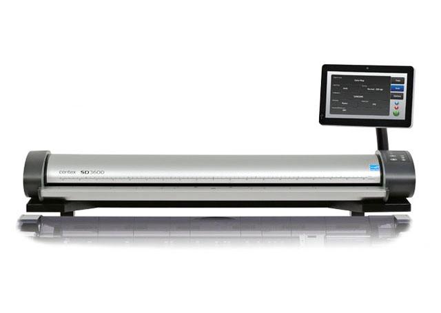 SD 36 MFP2GO программное обеспечение contex nextimage scan archive для полнофункционального сканирования