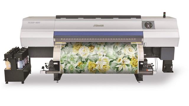 Текстильный плоттер Mimaki TS500-1800 (Sub)