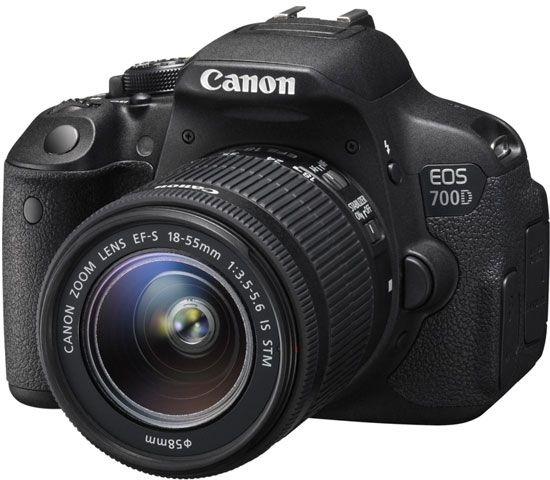 Canon EOS 700D Kit 18-55 IS STM canon eos 50d kit ef s 18 200