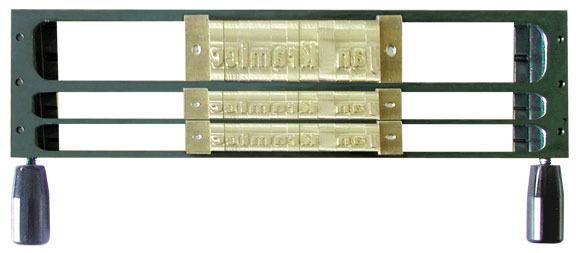 Рамка для шрифтов 1L9 / 2L4 фотоальбомы и рамки adora рамка для детского отпечатка 12 месяцев