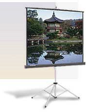 Da-Lite Picture King 178x178 Matte White