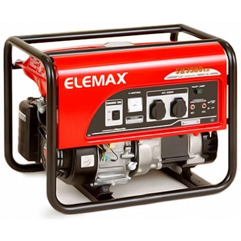 Бензиновый генератор_Elemax SH 6500 EX-R