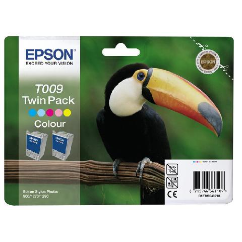 Набор из двух картриджей Epson C13T00940210