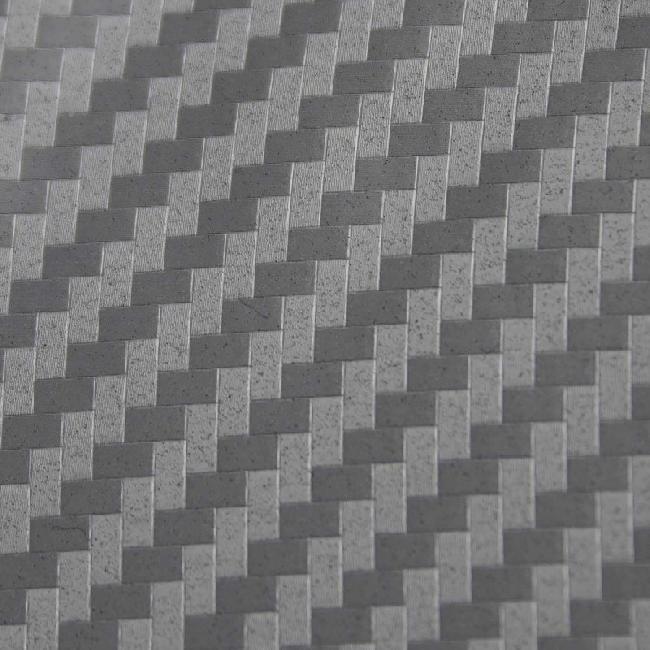 Пленка для термопереноса на ткань Silver Carbon (10 м) пленка brosco пленка задняя карбон