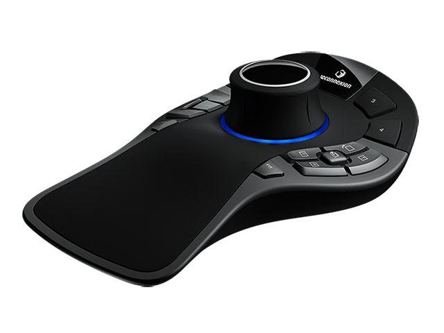 SpaceMouse Pro (3DX-700040-CAD) cad u37 usb studio recording microphone