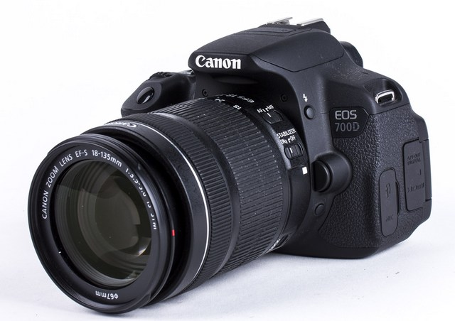 Canon EOS 700D Kit 18-135 IS STM canon eos 750d kit 18 135mm is stm