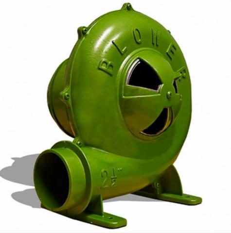 Вентилятор BlackSmith VT1-2.5 для горна кузнечного каталог blacksmith