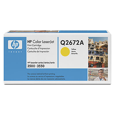 Тонер-картридж HP Q2672A Компания ForOffice 6983.000