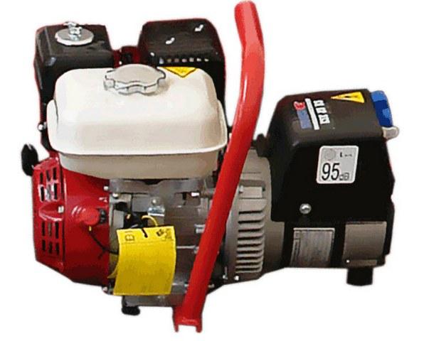Бензиновый генератор_Endress ESE 206 HS от FOROFFICE