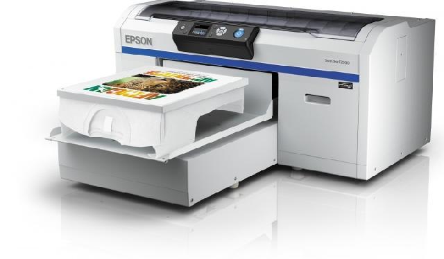 Универсальный принтер_Epson SureColor SC-F2000 (5C) (C11CC62001A0) Компания ForOffice 1020000.000