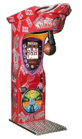 Игровой автомат_Боксерская груша Boxer Wheel of Boxing
