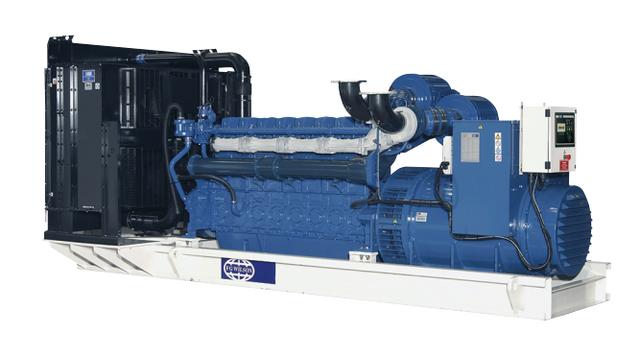 Дизельный генератор FG WILSON P1000P1 / P1100E1 откр.