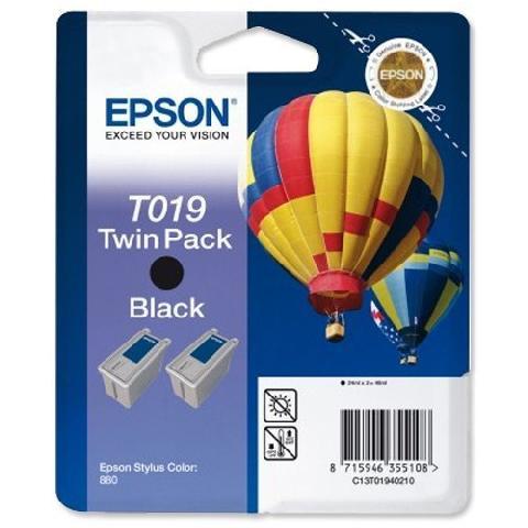Набор из двух картридж Epson C13T01940210