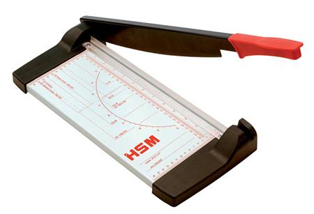 Резак для бумаги_HSM CM 3206