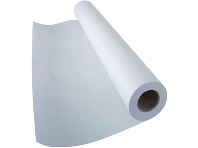 Бумага офсетная для инженерных работ «премиум» с роллом 50.8 мм, 80 г/м2, 0.914x175 м фотобумага lomond xl matt self аdhesive photo paper самоклеящаяся с роллом 50 8 мм 90 г м2 0 610x20 м