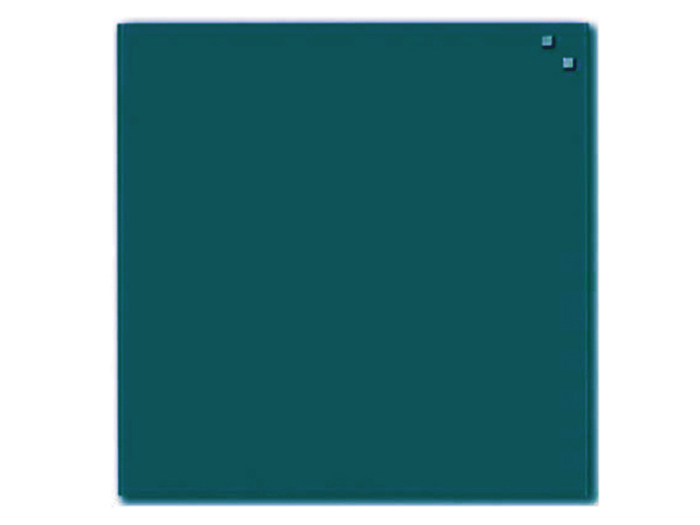 Стеклянная доска_Naga 45x45 Blue-Green (10751)