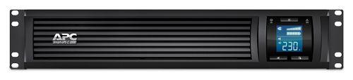 Источник БП APC Smart-UPS C 2000VA/1300W (SMC2000I-2U)