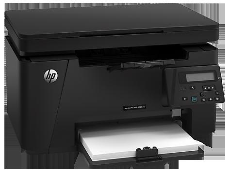 Многофункциональное устройство (МФУ)_HP LaserJet Pro MFP M125rnw (CZ178A)