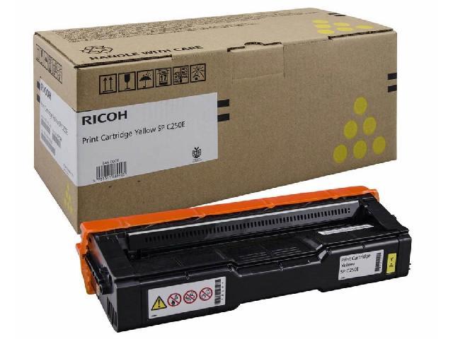 Принт-картридж SPC252E желтый for ricoh 3350 4000 5000 scan card with memory d3775713 mlb32