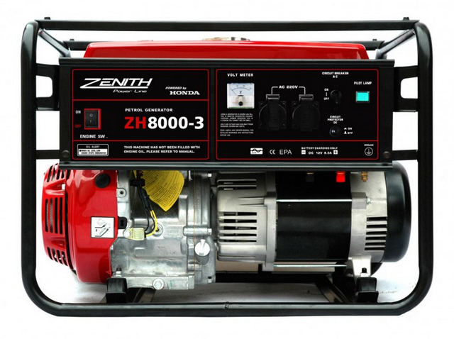 Zenith ZH8000-3