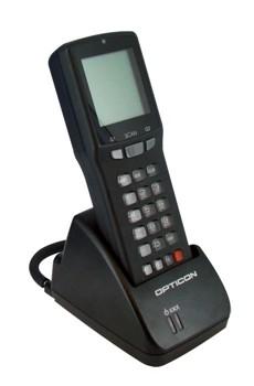 Терминал сбора данных_Opticon H13 с аккумулятором и подставкой Компания ForOffice 22326.000